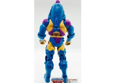 Man-E-Faces Masters of the Universe Figure Back View