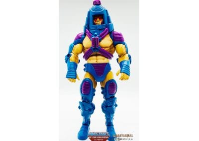 Man-E-Faces Masters of the Universe Figure Front View