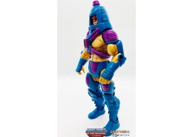 Man-E-Faces Masters of the Universe Figure Left Side View