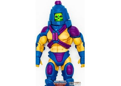 Man-E-Faces Masters of the Universe Skeletor Head