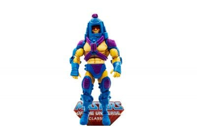 Man-E-Faces action figure from the Masters of the Universe Classics line.