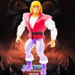 Prince Adam action figure from the Masters of the Universe Origins toy line.
