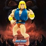 Prince Adam SDCC Exclusive from the Masters of the Universe Origins toy line