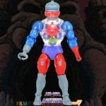 Roboto action figure from the Filmation Super7 Masters of the Universe toy line. Find other figures, weapons, vehicles, and accessories using the Weapons Rack.