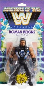 Roman Reigns WWE Masters of the Universe Package Front