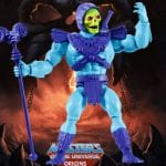 Skeletor action figure from the Masters of the Universe Origins toy line.