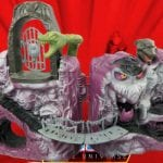 Snake Mountain playset from the vintage Masters of the Universe toy line.