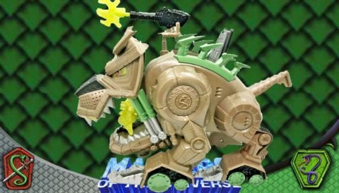 Spitbull 2003 Masters of the Universe 200x Modern Series Vehicle