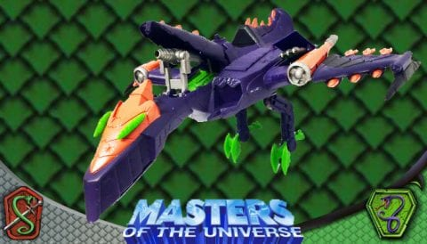 Terrordactyl 2002 Masters of the Universe 200x Modern Series Vehicle