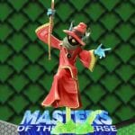 Trap and Smash Orko action figure from the Masters of the Universe 200x Modern Series toy line.