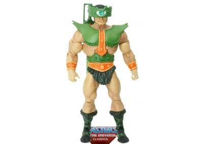 Tri-Klops Masters of the Universe Classics Figure Front View