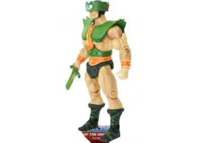 Tri-Klops Masters of the Universe Classics Figure Left Side View