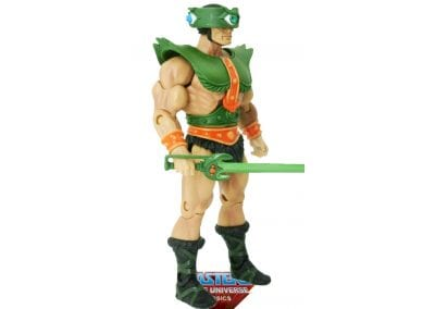 Tri-Klops Masters of the Universe Classics Figure Right Side View