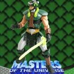 Tri-Klops repaint action figure from the Masters of the Universe 200x Modern Series toy line.