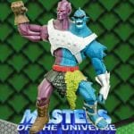 Two Bad repaint action figure from the Masters of the Universe 200x Modern Series toy line.