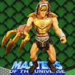 Wolf Armor He-Man action figure from the Masters of the Universe 200x Modern Series toy line.