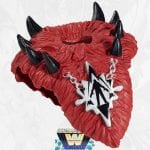Braun Strowman's armor from the WWE Masters of the Universe toy line.