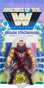 Braun Strowman WWE Masters of the Universe Package front