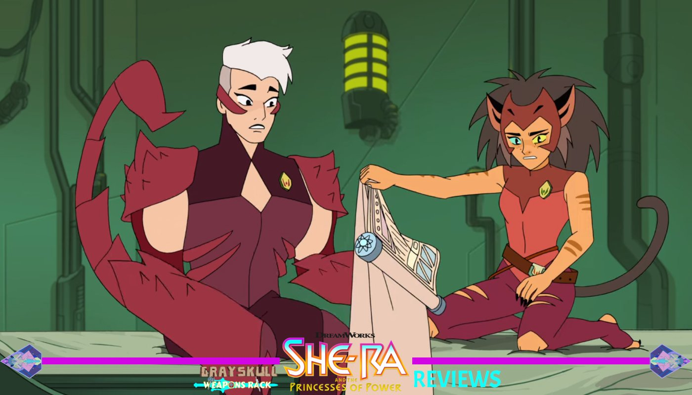 Scorpia gets invited to the Princess Prom