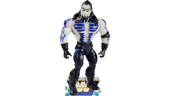 The Undertaker from the WWE Masters of the Universe toy line.