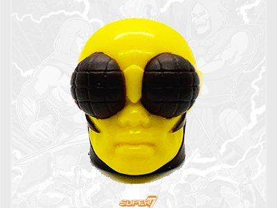 Buzz Off Head 2019 Vintage Super7 Masters of the Universe Accessory