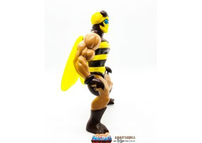 Buzz Off 2019 Vintage Super7 Masters of the Universe Figure right side view