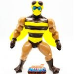 Buzz Off action figure from the Vintage Super7 Masters of the Universe toy line. Find other figures, weapons, vehicles, and accessories using the Weapons Rack.