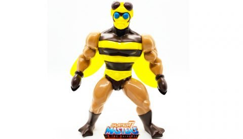 Buzz Off 2019 Vintage Super7 Masters of the Universe Figure
