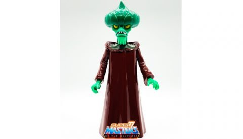 Evil Seed 2019 Vintage Super7 Masters of the Universe Figure