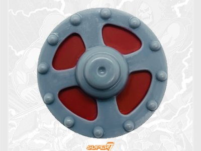 He-Man Shield 2018 Vintage Super7 Masters of the Universe Weapon