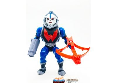 Hordak Vintage Super7 Masters of the Universe Figure Geared Up