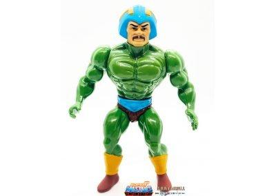 Man-At-Arms Vintage Super7 Masters of the Universe figure sculpt