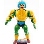 Man-At-Arms action figure from the Vintage Super7 Masters of the Universe toy line. Find other figures, weapons, vehicles, and accessories using the Weapons Rack.