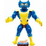 Mer-Man action figure from the Vintage Super7 Masters of the Universe toy line. Find other figures, weapons, vehicles, and accessories using the Weapons Rack.