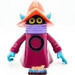 Orko action figure from the Vintage Super7 Masters of the Universe toy line. Find other figures, weapons, vehicles, and accessories using the Weapons Rack.