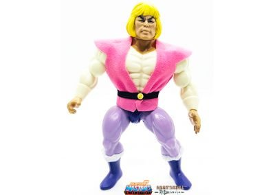 Prince Adam 2019 Vintage Super7 Masters of the Universe Figure front view