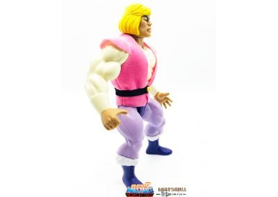 Prince Adam 2019 Vintage Super7 Masters of the Universe Figure right side view