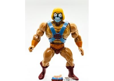 Robot He-Man Vintage Super7 Masters of the Universe Figure front view