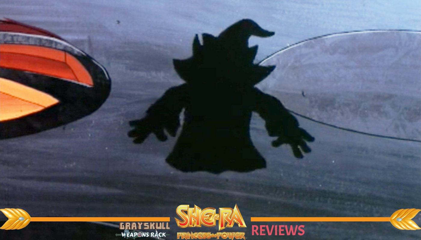 Shadow Orko as he appeared in the She-Ra Prince of Power Filmation cartoon