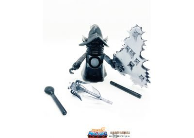 Shadow Orko Vintage Super7 Masters of the Universe Figure Geared Up
