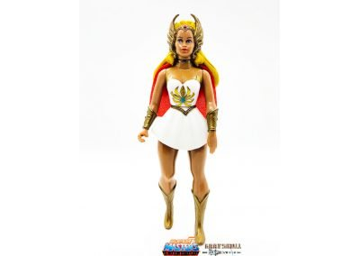 She-Ra Vintage Super7 Masters of the Universe Figure Front View