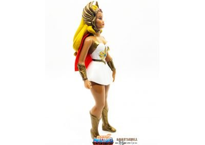 She-Ra Vintage Super7 Masters of the Universe Figure Right Side View