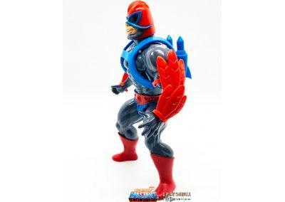 Stratos Vintage Super7 Masters of the Universe Figure Left Side View