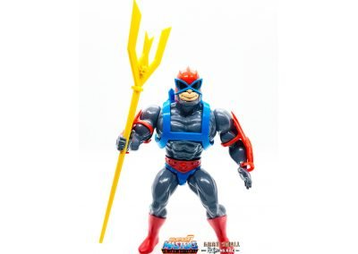 Stratos Vintage Super7 Masters of the Universe Figure Staff