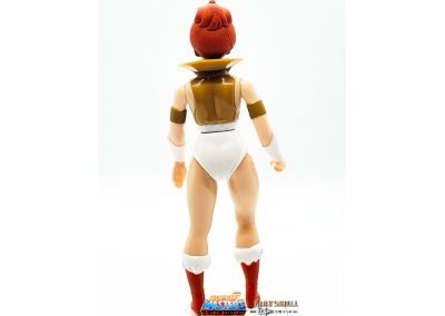 Teela 2018 Super7 Vintage Masters of the Universe Figure Back View