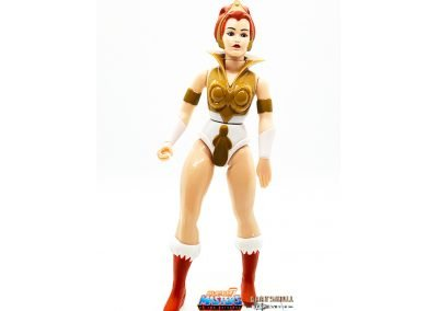 Teela 2018 Super7 Vintage Masters of the Universe Figure Front View