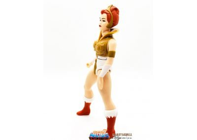 Teela 2018 Super7 Vintage Masters of the Universe Figure Left Side View