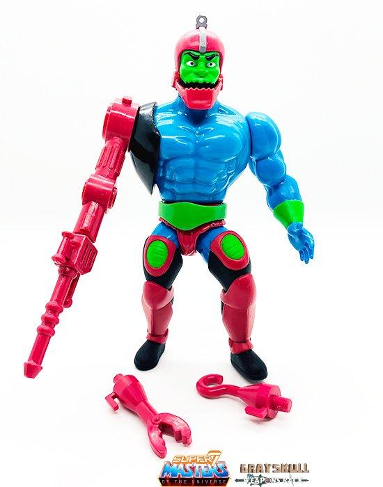 "2019 Super7 Vintage Retro Masters of the Universe TRAP JAW 5.5/"" Figure MOC"