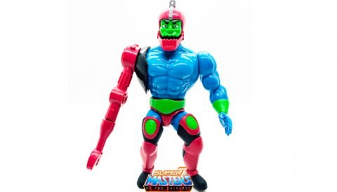 Trap Jaw 2019 Vintage Super7 Masters of the Universe Figure