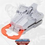 Clamp Champ's Techno Clamp from the Masters of the Universe toy line. Find other figures, weapons, vehicles, and accessories using the Weapons Rack.
